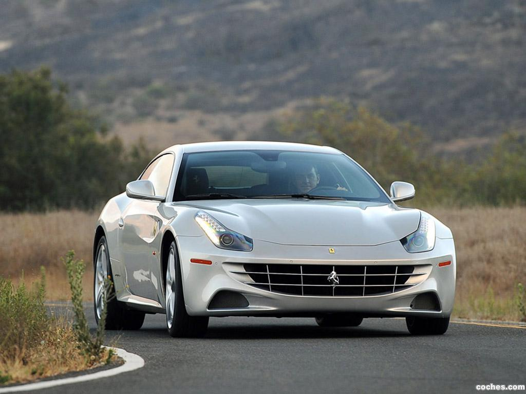 Foto 9 de Ferrari FF USA 2012