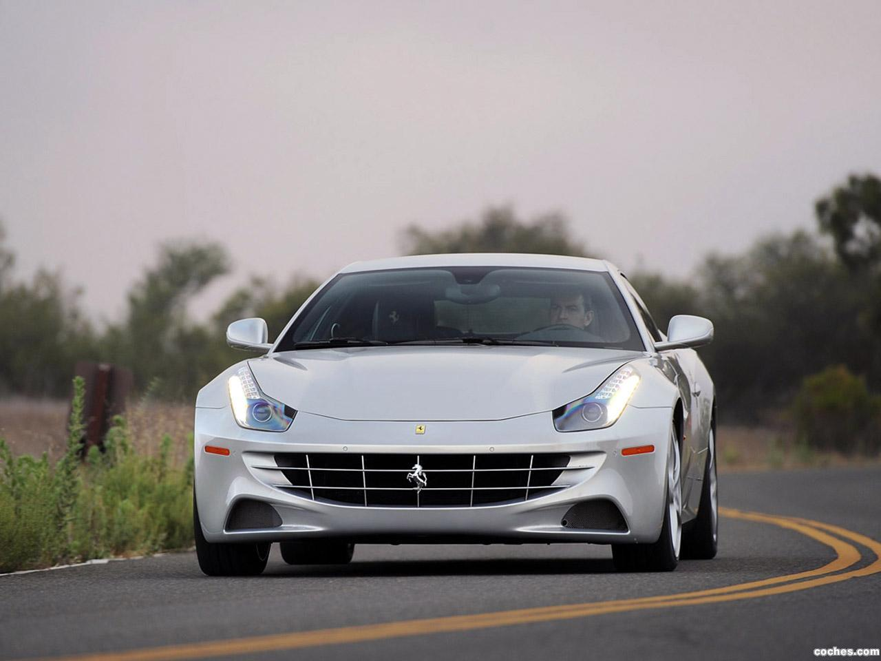Foto 5 de Ferrari FF USA 2012