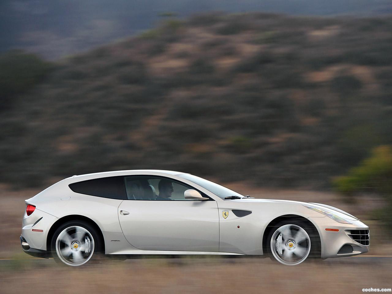 Foto 4 de Ferrari FF USA 2012