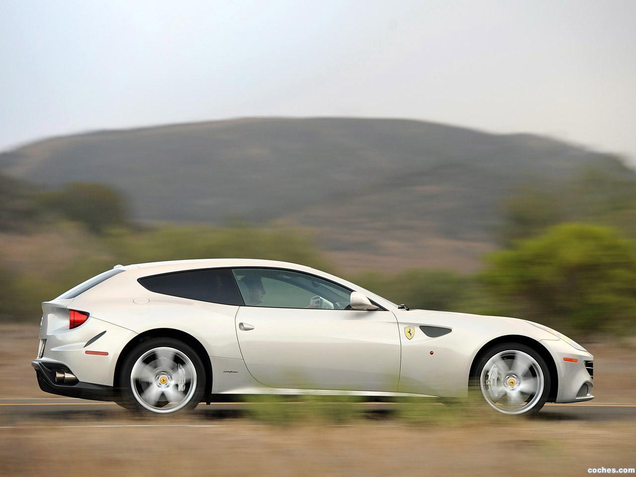 Foto 3 de Ferrari FF USA 2012