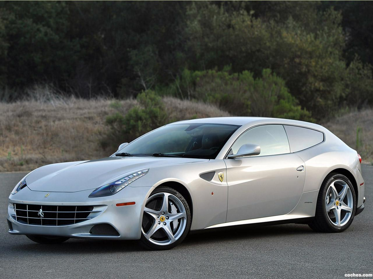 Foto 17 de Ferrari FF USA 2012