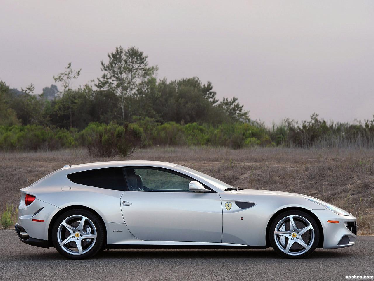 Foto 13 de Ferrari FF USA 2012