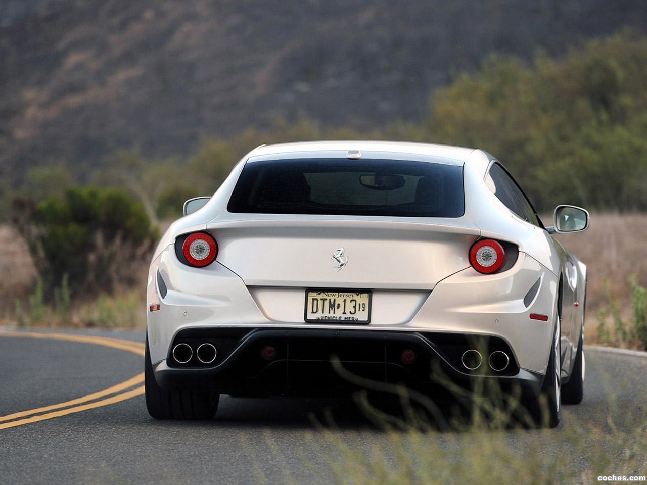 Foto 10 de Ferrari FF USA 2012