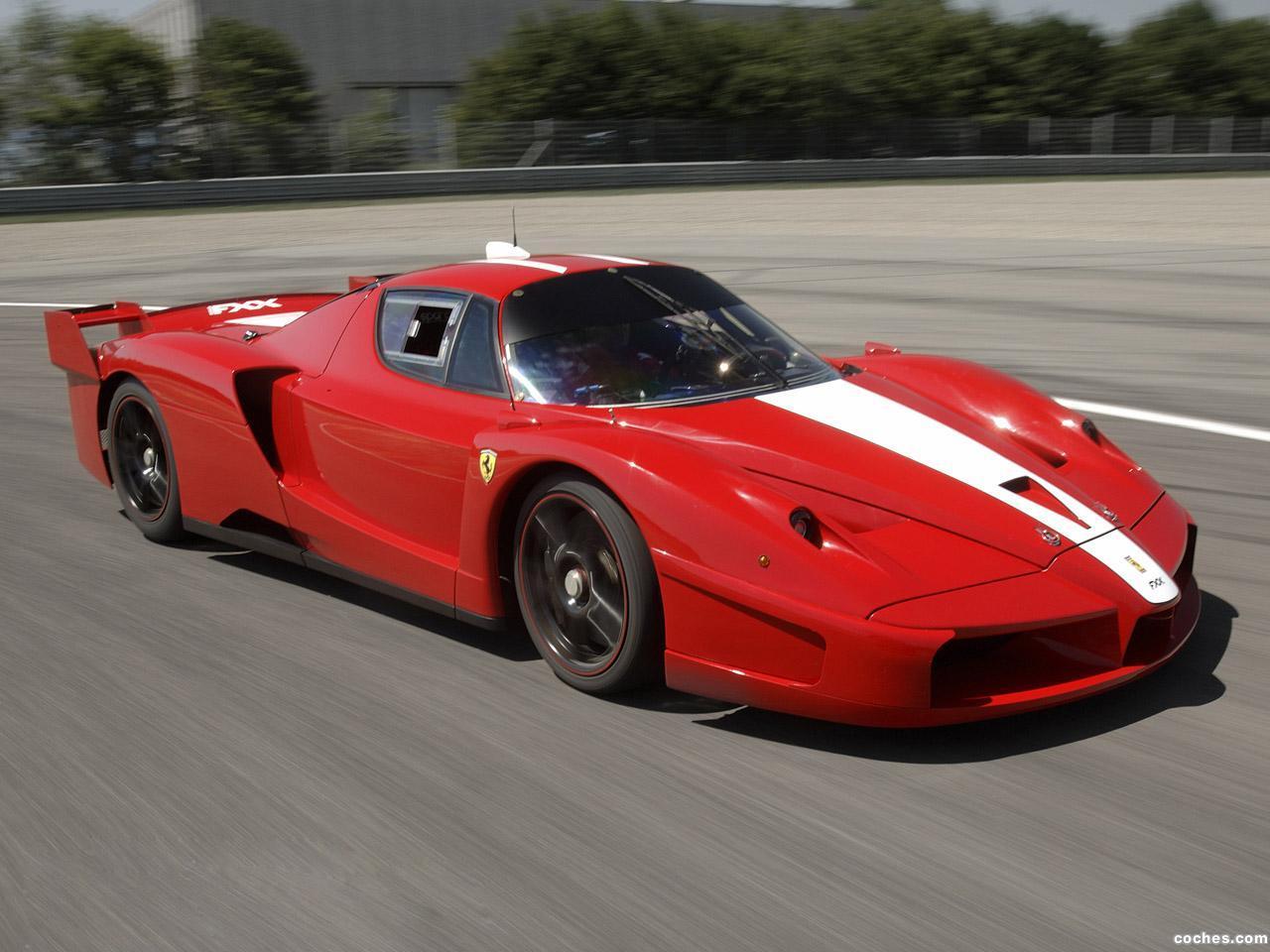 Foto 14 de Ferrari FXX 2005