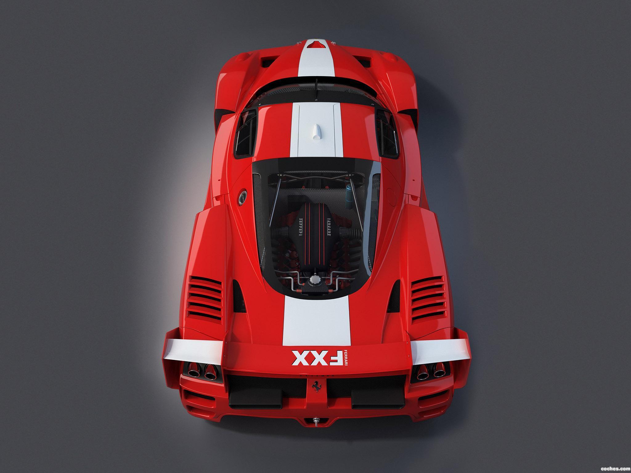 Foto 12 de Ferrari FXX 2005