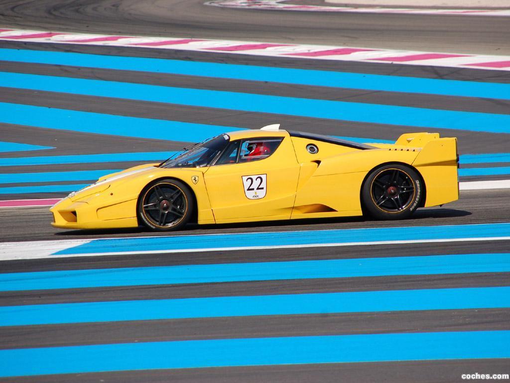 Foto 11 de Ferrari FXX 2005