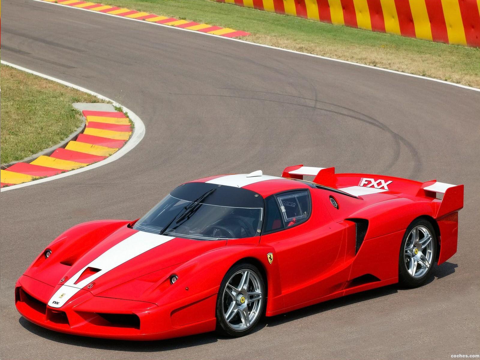 Foto 2 de Ferrari FXX 2005