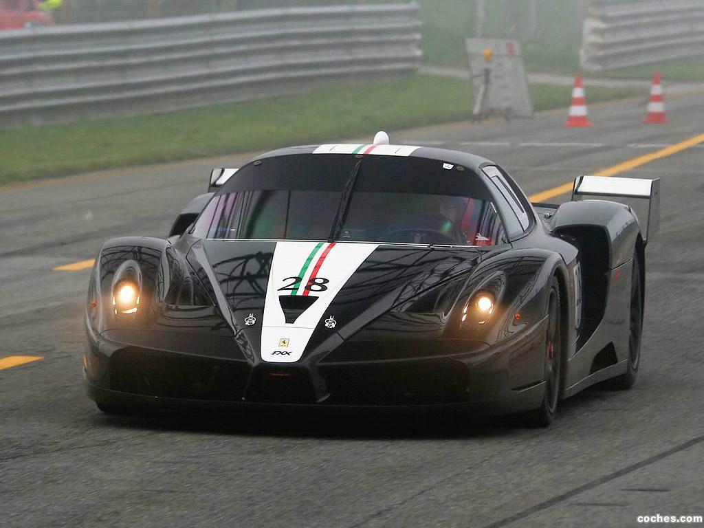 Foto 8 de Ferrari FXX 2005