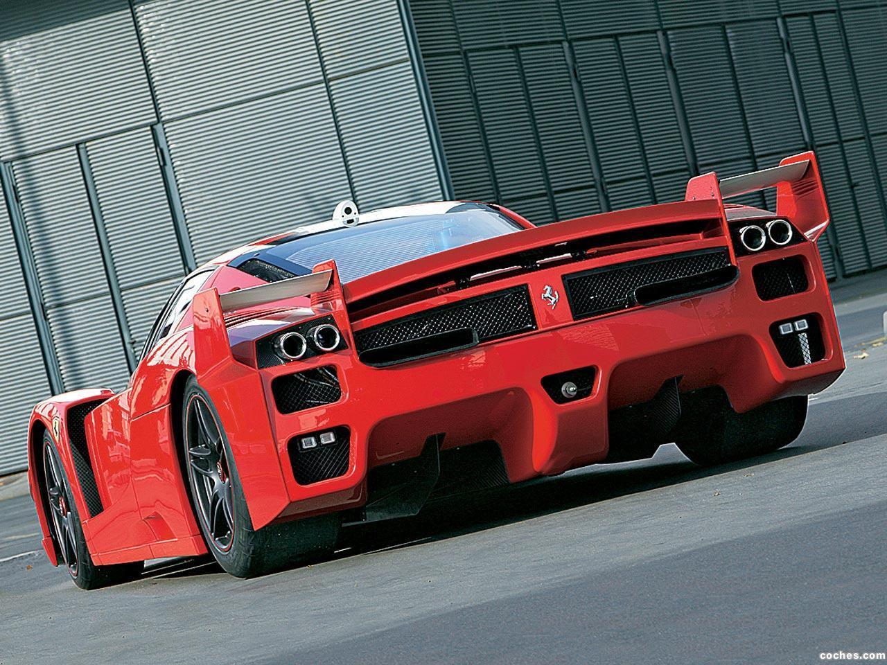 Foto 5 de Ferrari FXX 2005