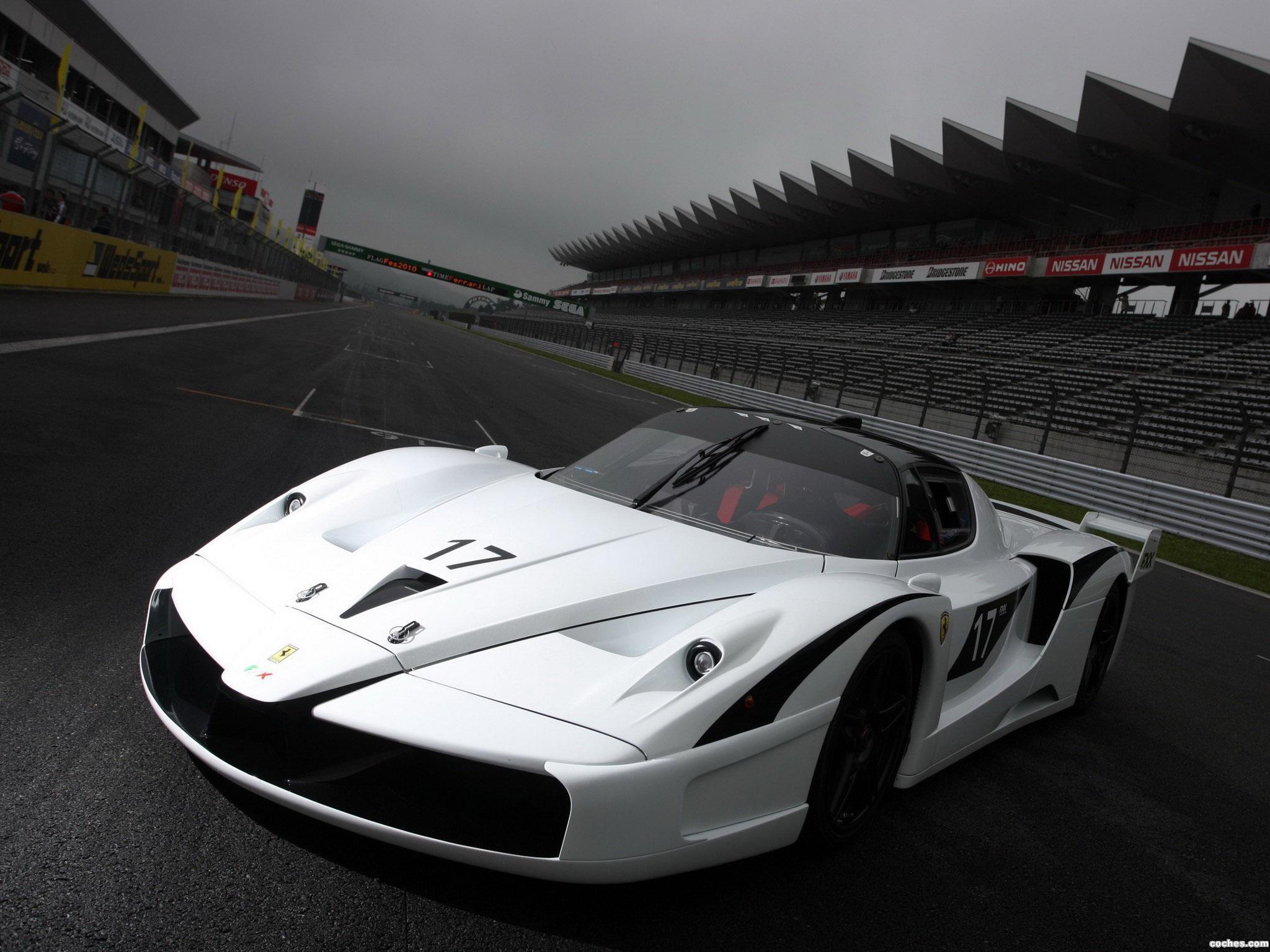 Foto 4 de Ferrari FXX 2005
