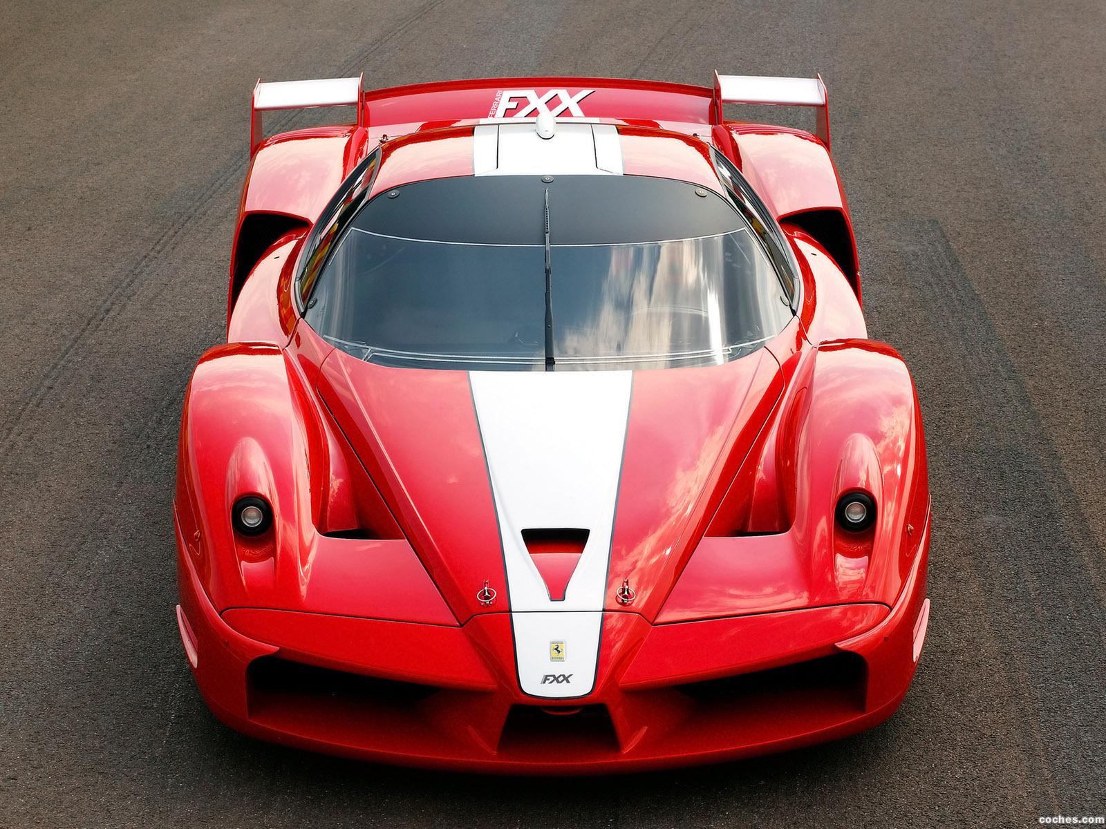 Foto 0 de Ferrari FXX 2005