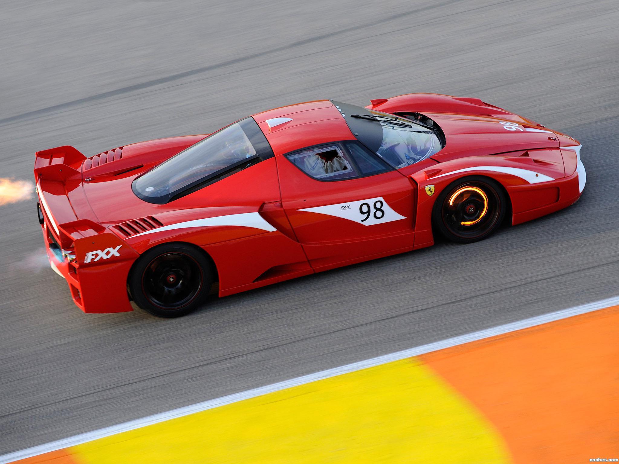 Foto 25 de Ferrari FXX Evolution 2007