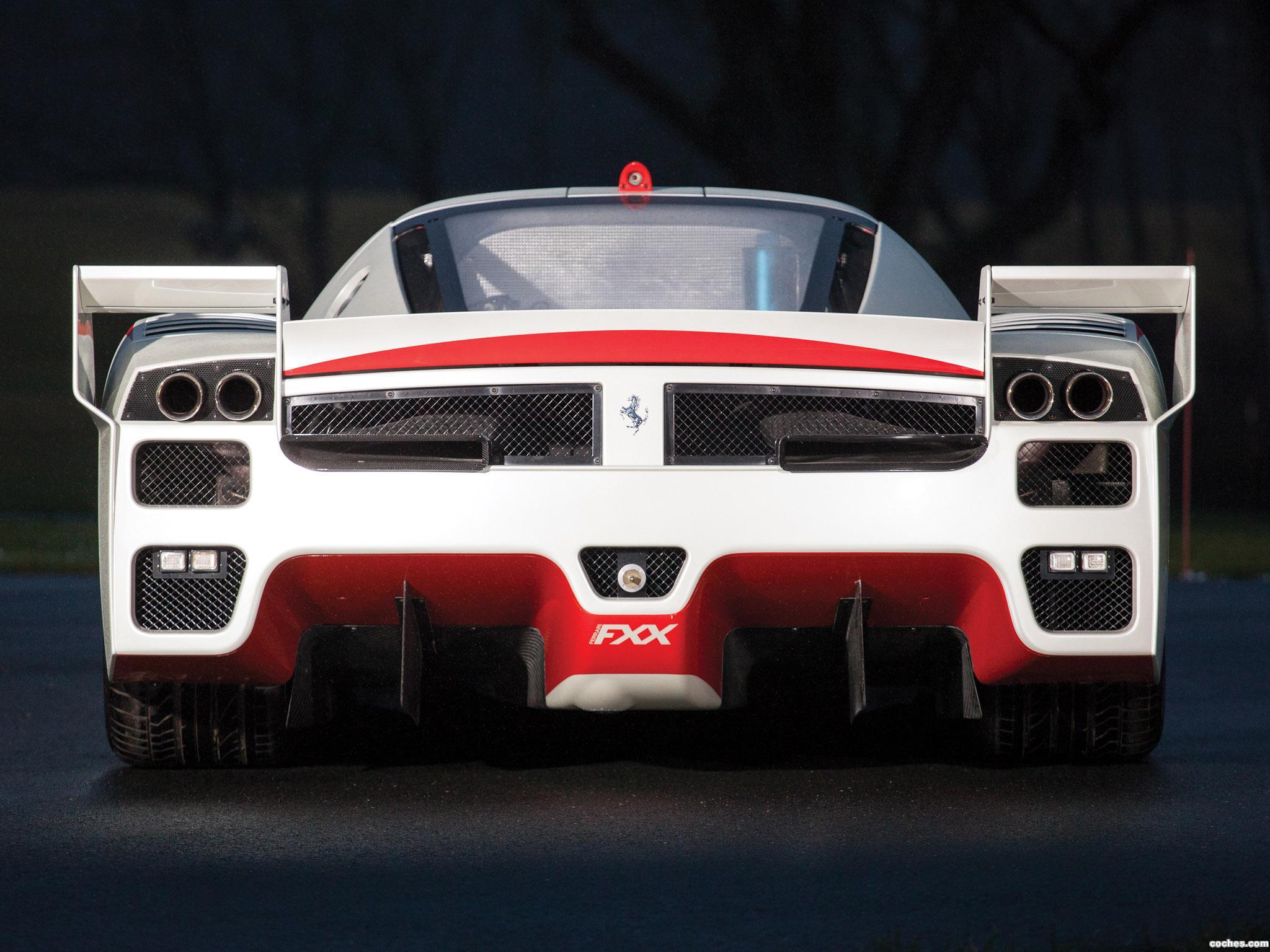 Foto 10 de Ferrari FXX Evolution 2007