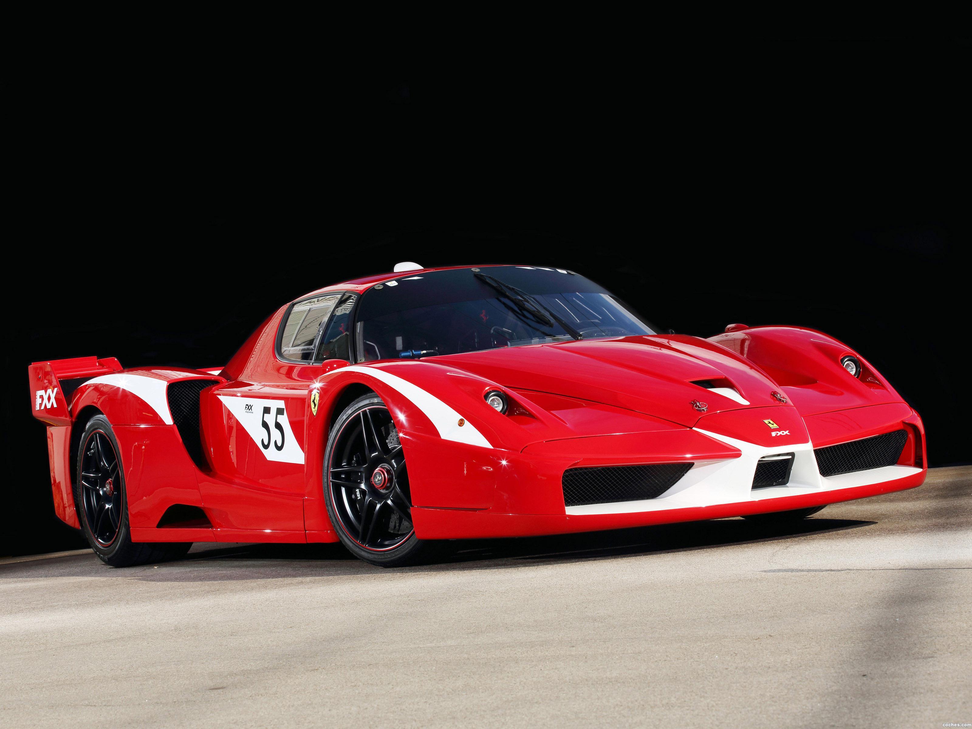Foto 0 de Ferrari FXX Evolution 2007