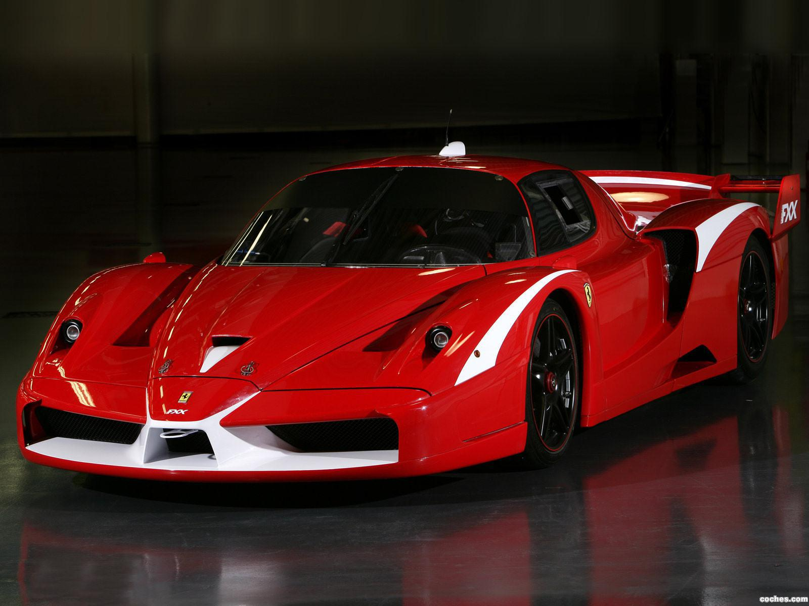 Fotos De Ferrari Fxx Evolution 2007 Foto 44