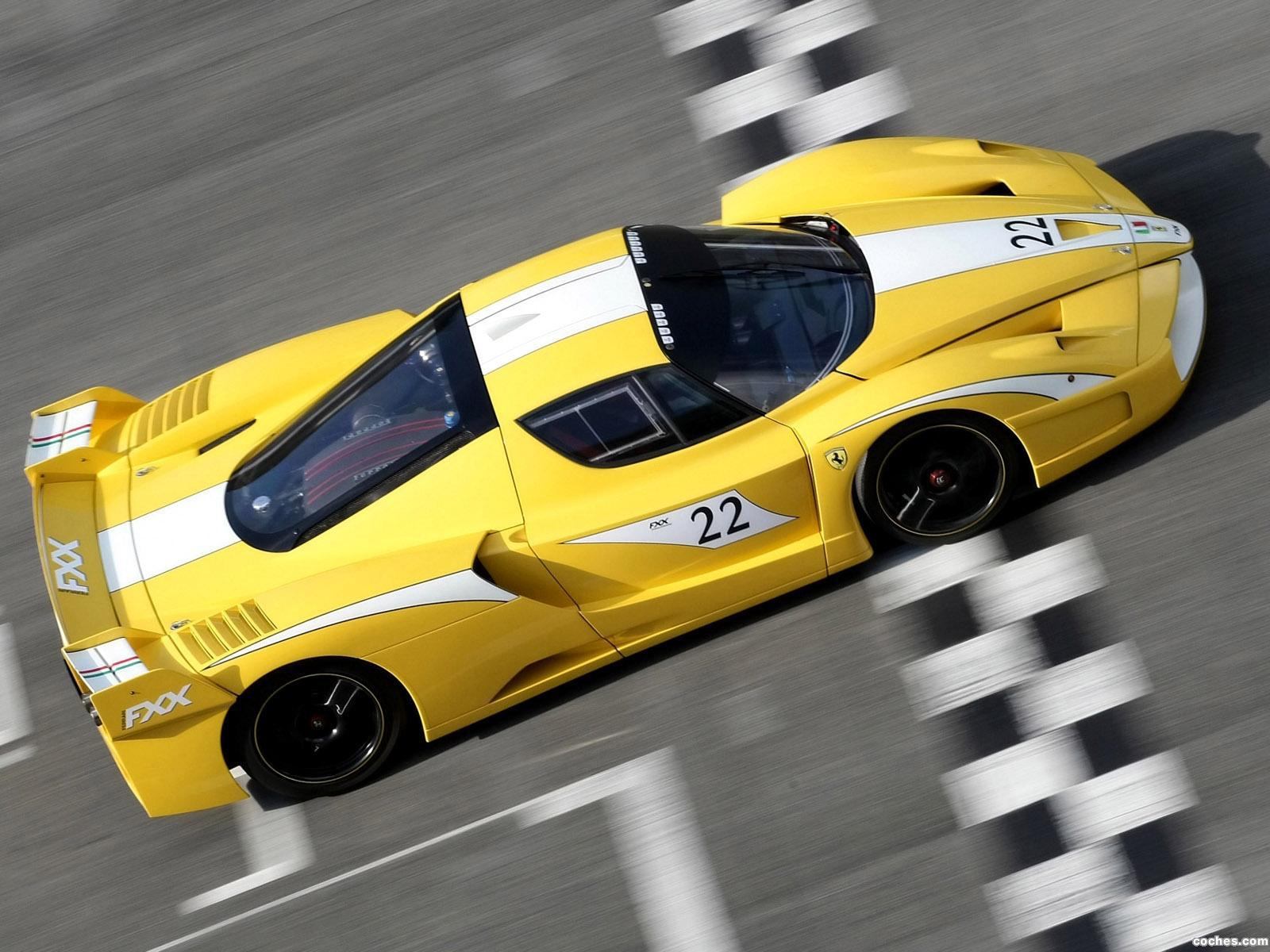 Foto 40 de Ferrari FXX Evolution 2007