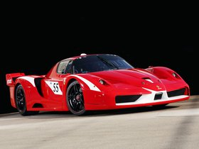 Fotos de Ferrari FXX Evolution 2007