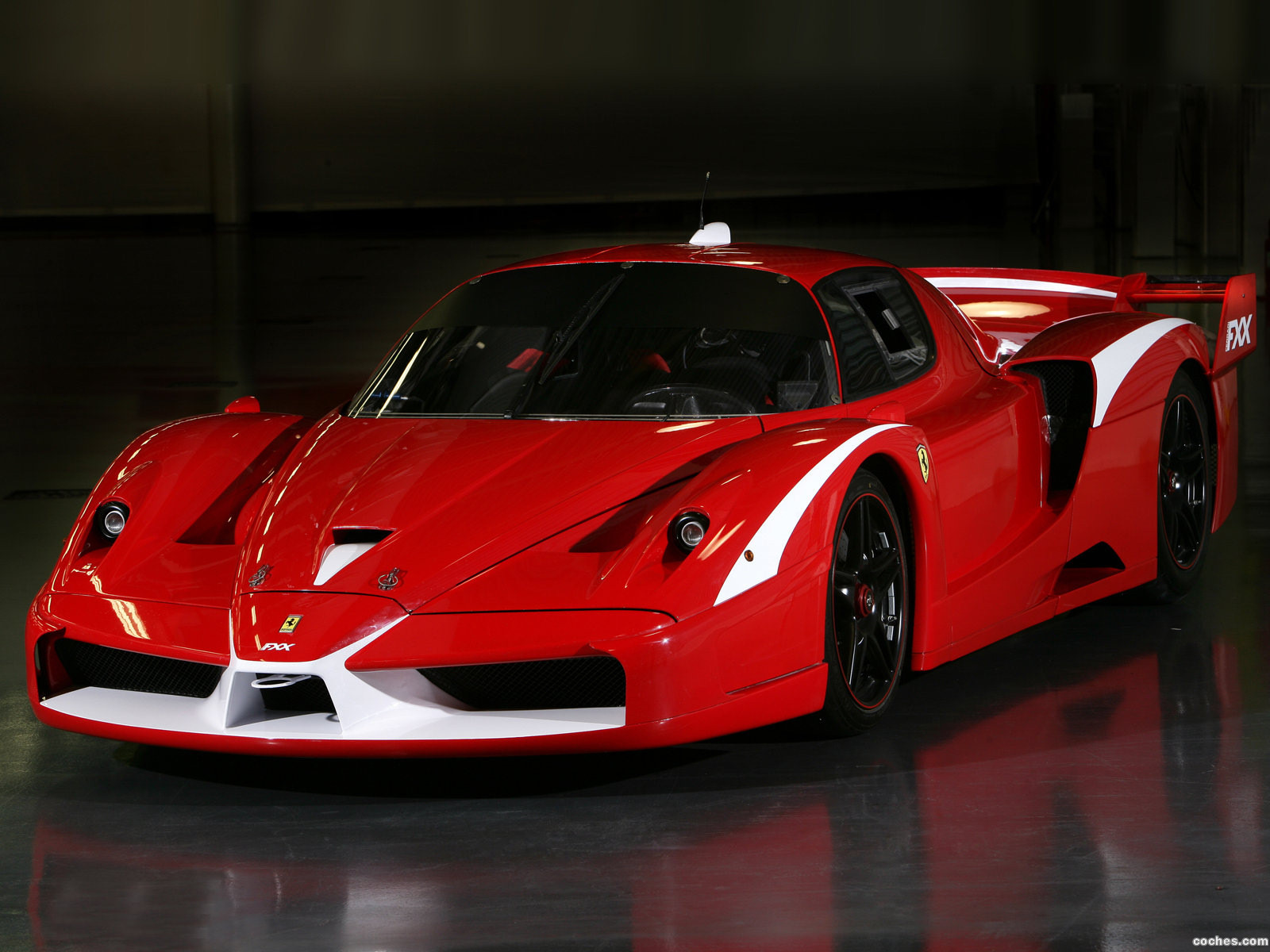 Foto 0 de Ferrari FXX Evolution 2008