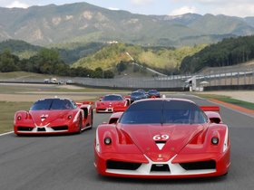 Ver foto 12 de Ferrari FXX Evolution 2008