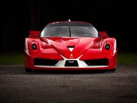 Ver foto 9 de Ferrari FXX Evolution 2008