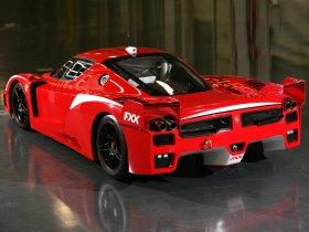 Ver foto 2 de Ferrari FXX Evolution 2008