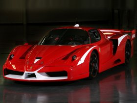 Fotos de Ferrari FXX Evolution 2008