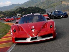 Ver foto 16 de Ferrari FXX Evolution 2008