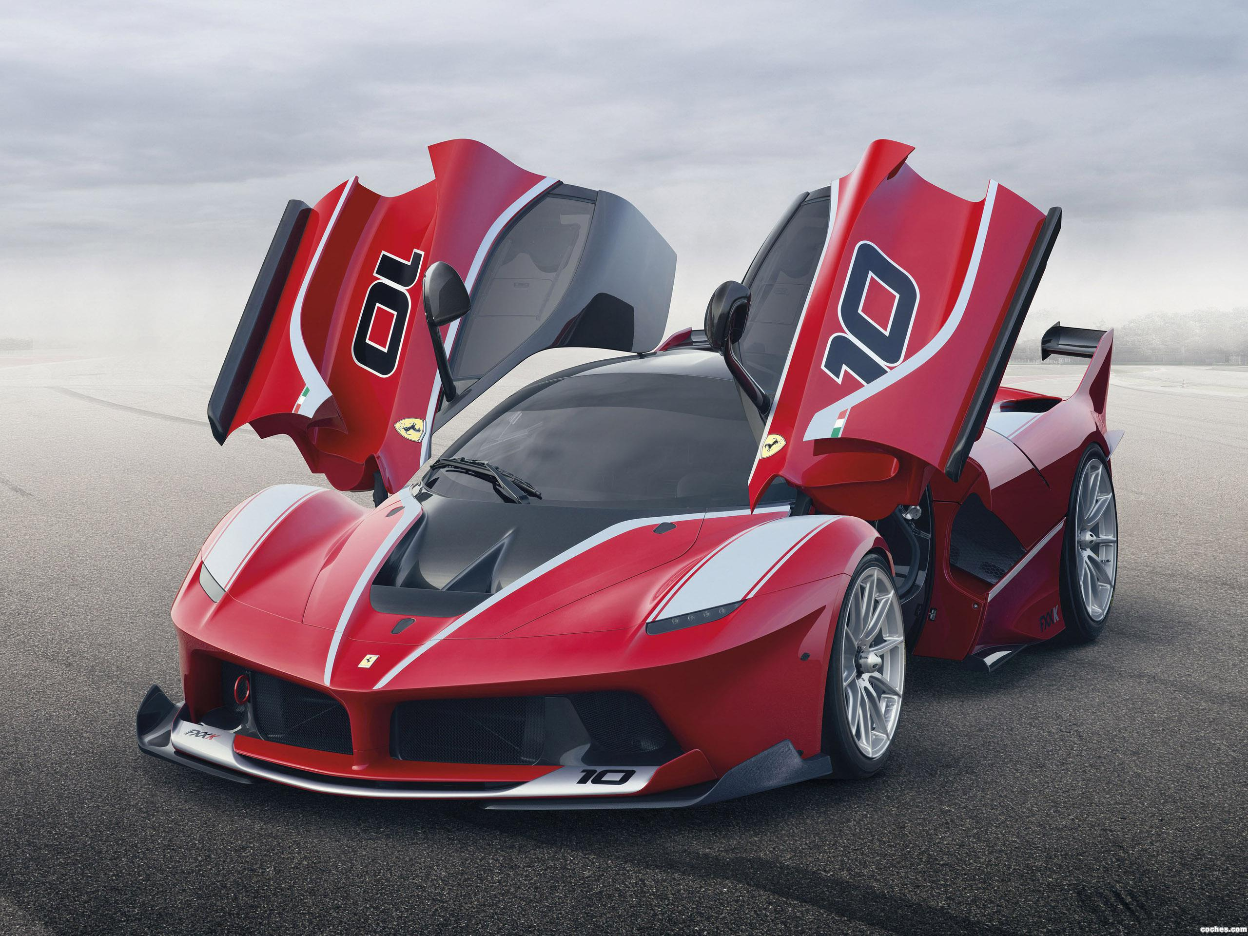 Foto 0 de Ferrari FXX-K 2015