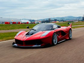 Ver foto 14 de Ferrari FXX-K 2015