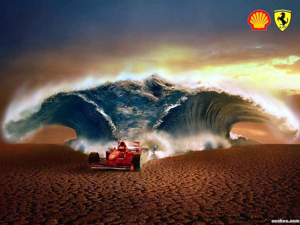 Foto 0 de Ferrari Formula 1 Shell