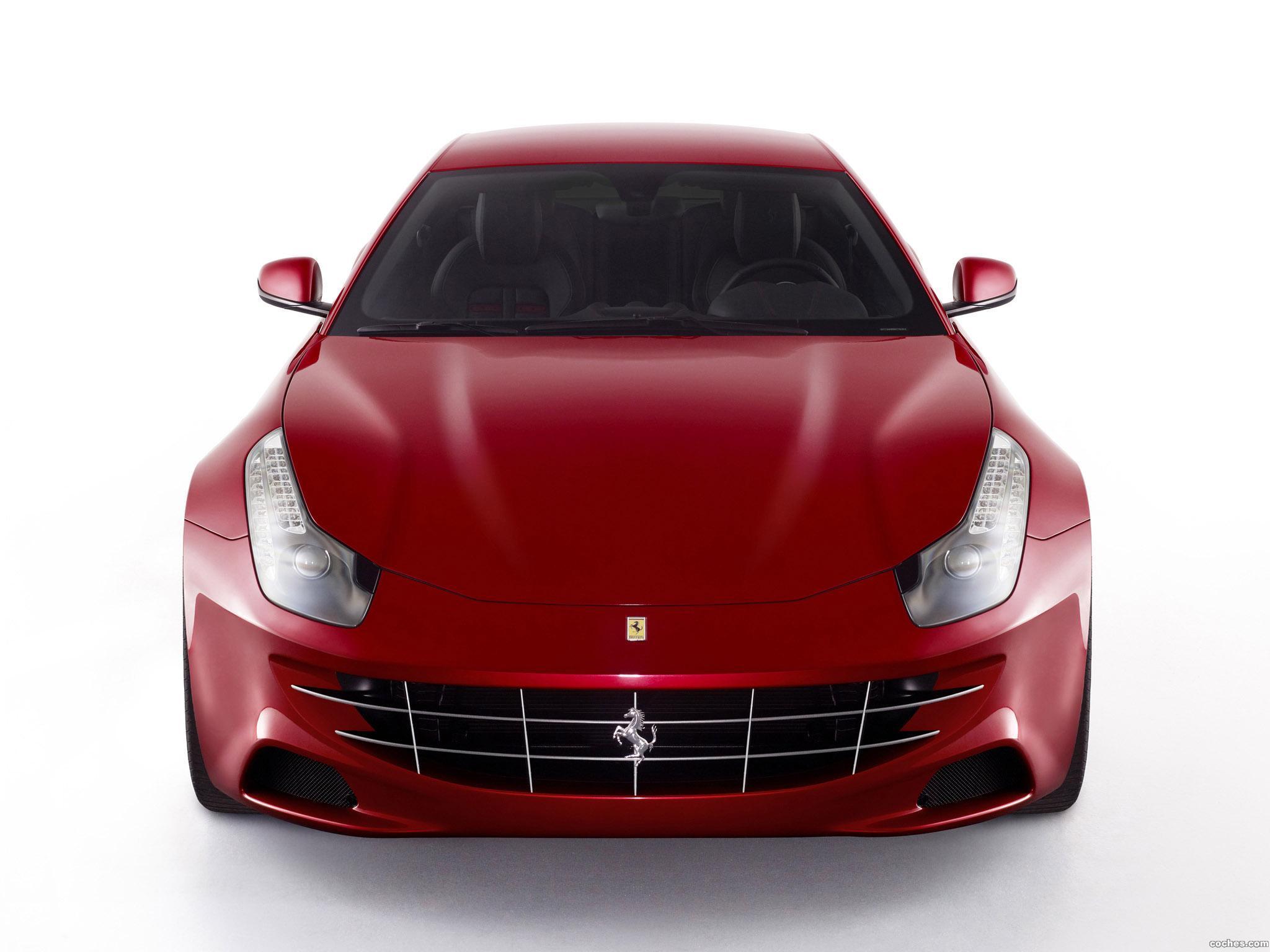 Foto 0 de Ferrari FF 2011