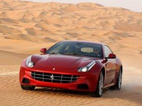 Ver foto 14 de Ferrari FF 2011