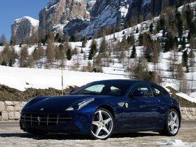 Ver foto 28 de Ferrari FF 2011