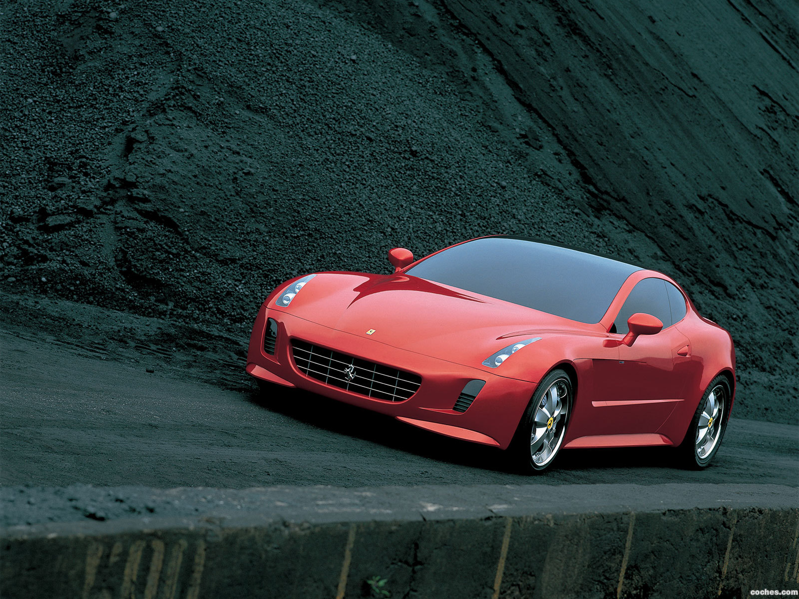 Foto 0 de Ferrari GG50 Concept 2005