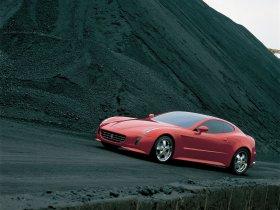 Ver foto 9 de Ferrari GG50 Concept 2005