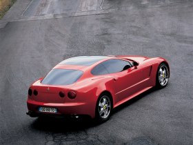 Ver foto 3 de Ferrari GG50 Concept 2005