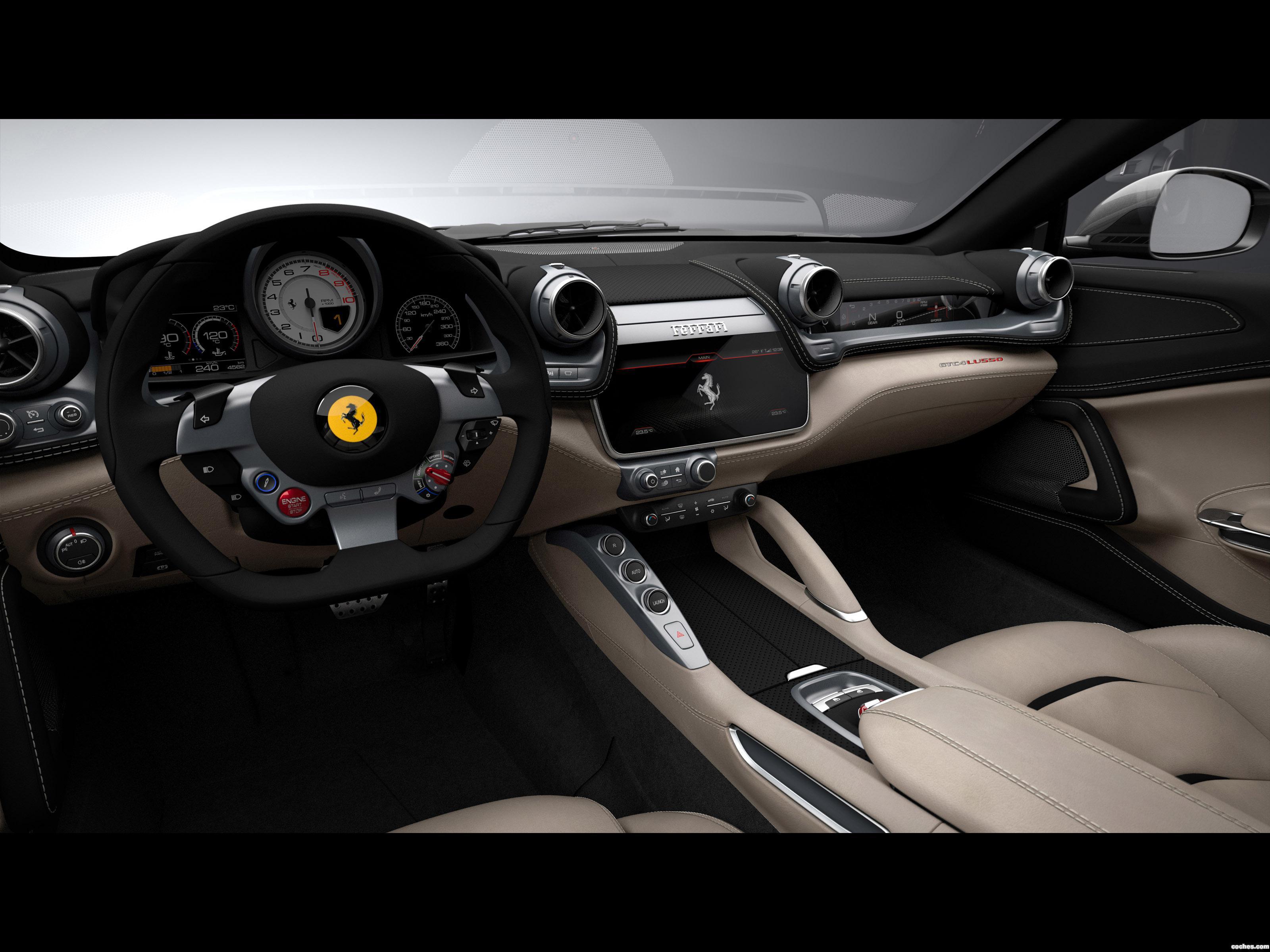 Foto 7 de Ferrari GTC4Lusso 2016