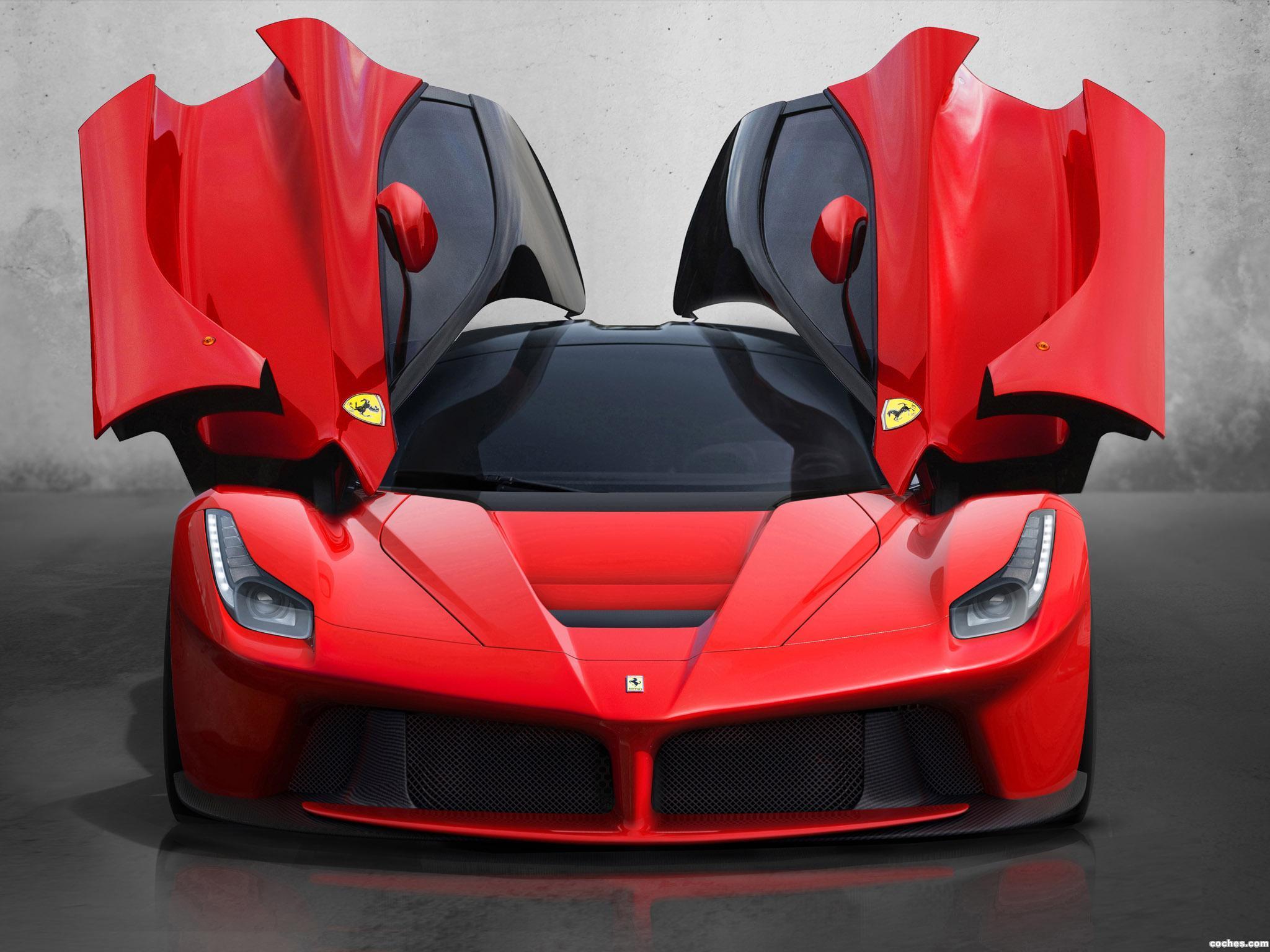 Foto 0 de Ferrari LaFerrari 2013