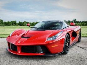 Ver foto 1 de Ferrari La Ferrari USA 2013
