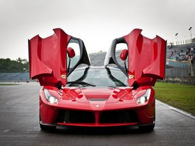 Ver foto 10 de Ferrari LaFerrari 2013