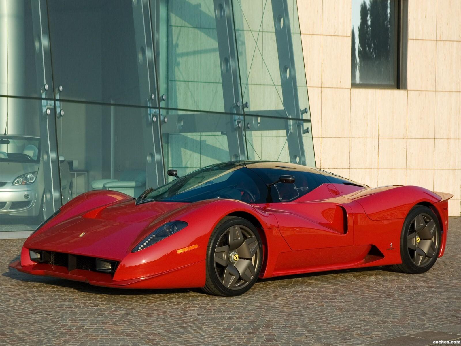 Foto 0 de Ferrari P 4-5 by Pininfarina 2006