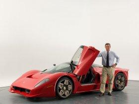 Ver foto 6 de Ferrari P 4-5 by Pininfarina 2006