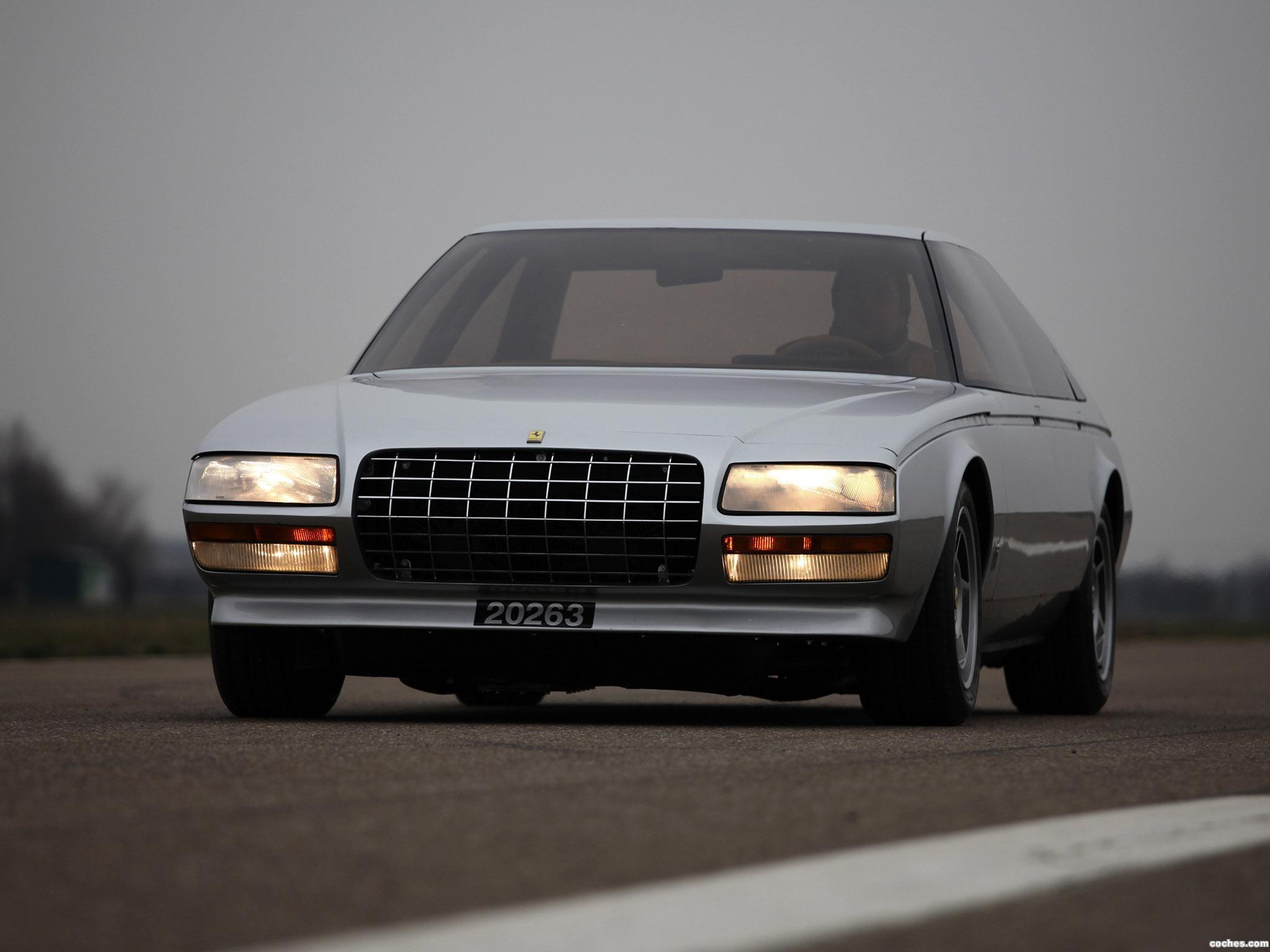 Foto 0 de Ferrari Pinin Concept 1980