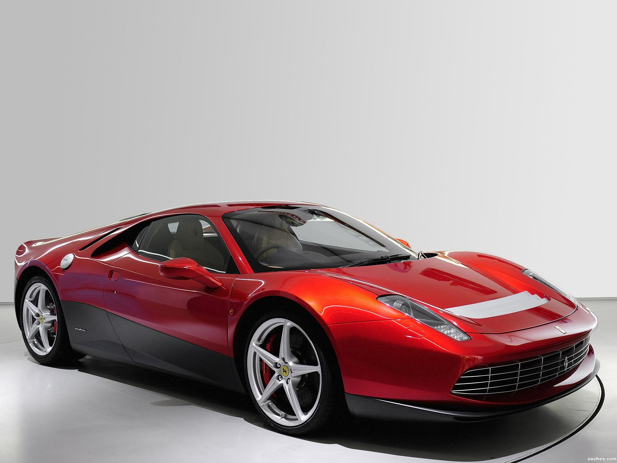 Foto 0 de Ferrari SP12 EC Pininfarina 2012