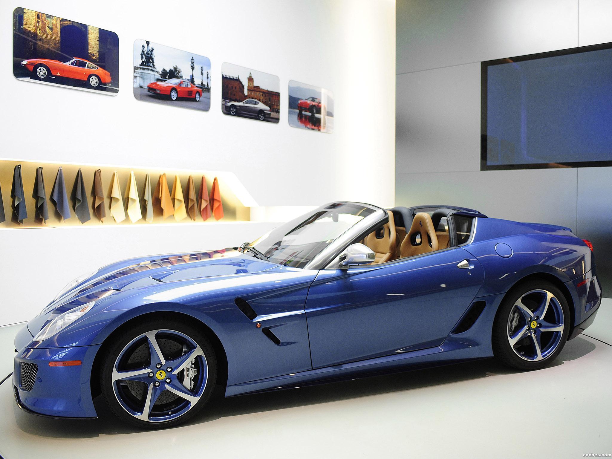 Foto 0 de Ferrari Superamerica 45 2011