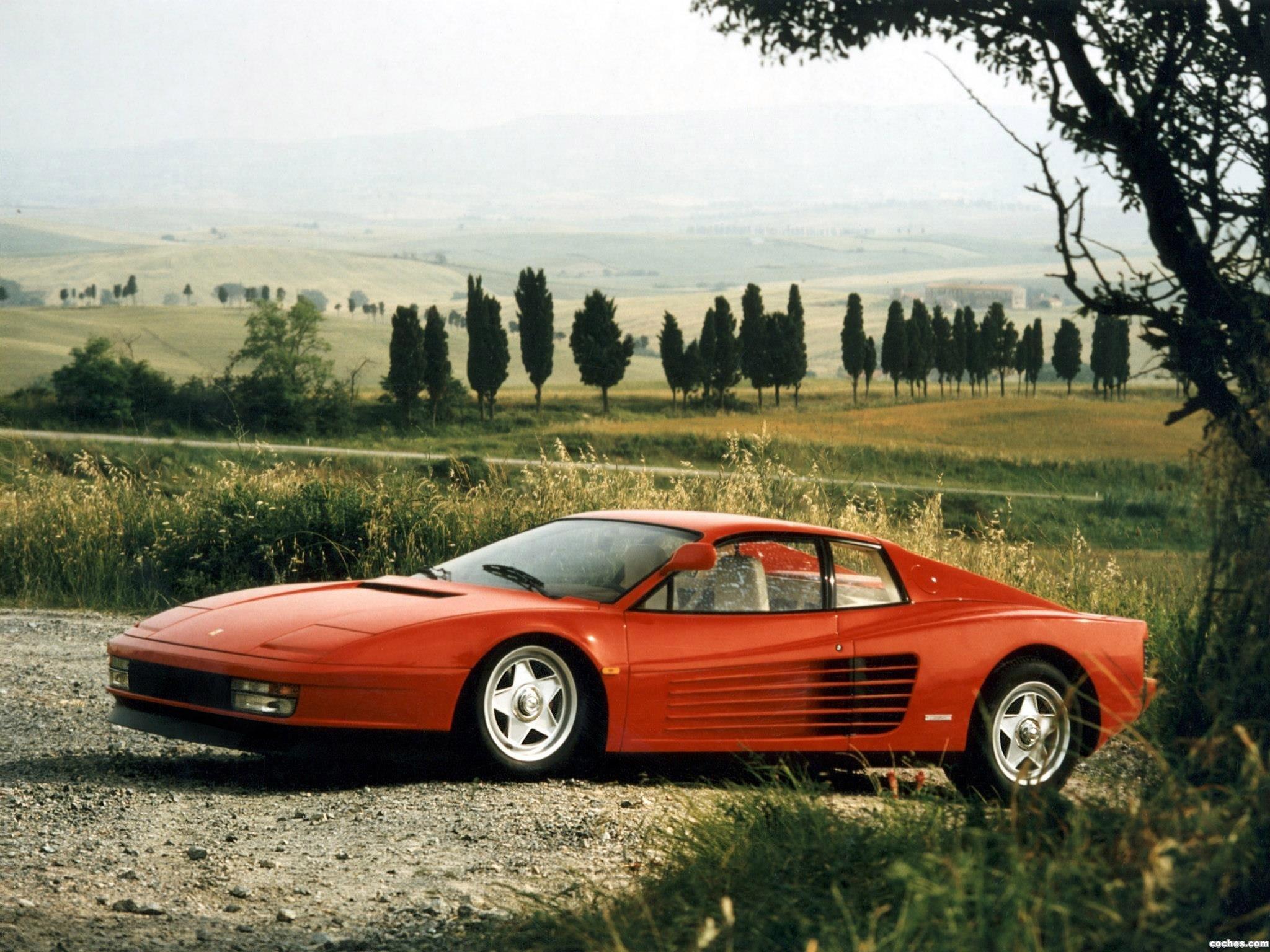 Foto 0 de Ferrari Testarossa 1984