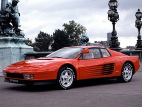 Ver foto 6 de Ferrari Testarossa 1984