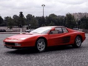 Ver foto 5 de Ferrari Testarossa 1984