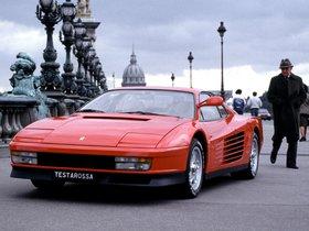 Ver foto 4 de Ferrari Testarossa 1984