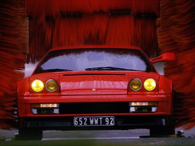 Ver foto 3 de Ferrari Testarossa 1984
